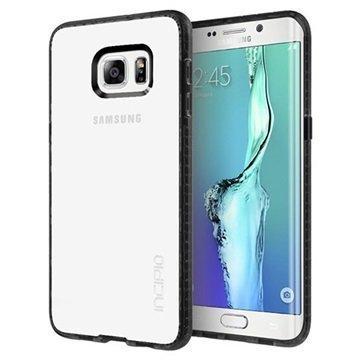 Samsung Galaxy S6 Edge+ Incipio Octane Kotelo Frost / Musta