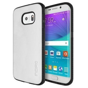 Samsung Galaxy S6 Edge Incipio Octane Kotelo Frost / Musta