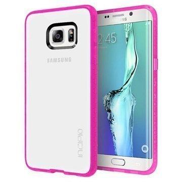 Samsung Galaxy S6 Edge+ Incipio Octane Kotelo Frost / Pinkki
