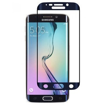 Samsung Galaxy S6 Edge Moshi iVisor AG Näytönsuoja Häikäisemätön Musta