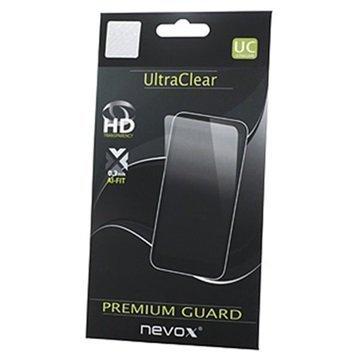 Samsung Galaxy S6 Edge Nevox Näytönsuoja Ultraclear