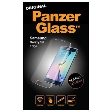 Samsung Galaxy S6 Edge PanzerGlass Flexible PET Näytönsuoja