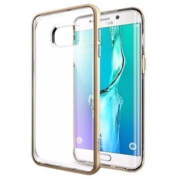 Samsung Galaxy S6 Edge+ Spigen Neo Hybrid Crystal Kotelo Samppanjakulta