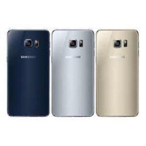 Samsung Galaxy S6 Edge+ Takakansi Musta