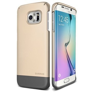Samsung Galaxy S6 Edge Verus 2Link Series Case Goldilocks