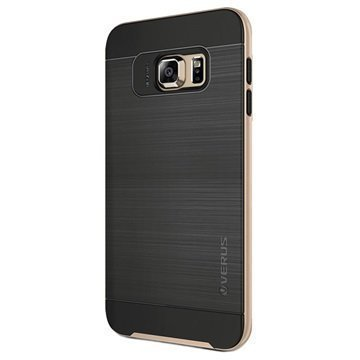 Samsung Galaxy S6 Edge+ Verus High Pro Shield Series Kotelo Hohtava Kulta