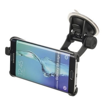 "Samsung Galaxy S6 Edge+ iGrip T5-94978 matkasarja/autoteline â"" Musta"