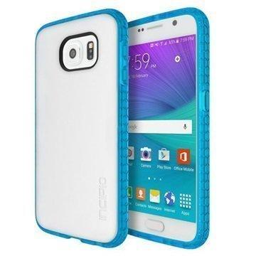 Samsung Galaxy S6 Incipio Octane Case Frost / Neon Blue