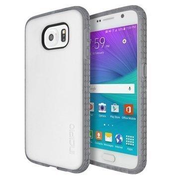 Samsung Galaxy S6 Incipio Octane Kotelo Läpikuultava / Savu