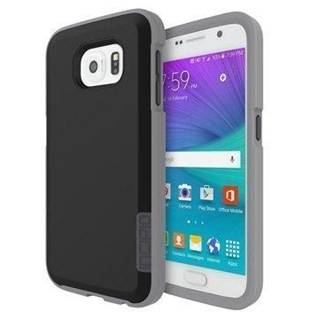 Samsung Galaxy S6 Incipio Phenom Kotelo Musta / Kivenharmaa / Antrasiitti