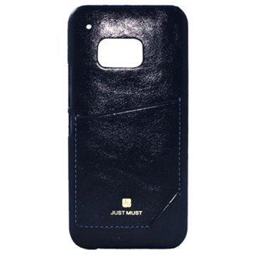 Samsung Galaxy S6 Just Must CHIC-Kokoelman Kotelo Musta