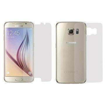 Samsung Galaxy S6 Momax PRO+ HD Näytönsuojasarja Kirkas