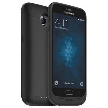 Samsung Galaxy S6 Mophie Juice Pack Akkukotelo Musta