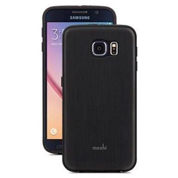 Samsung Galaxy S6 Moshi iGlaze Kotelo Musta