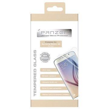 Samsung Galaxy S6 Panzer Näytönsuoja Karkaistu Lasi