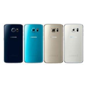 Samsung Galaxy S6 Takakansi Valkoinen