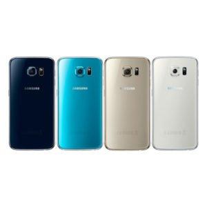 Samsung Galaxy S6 Takakansi Vihreä