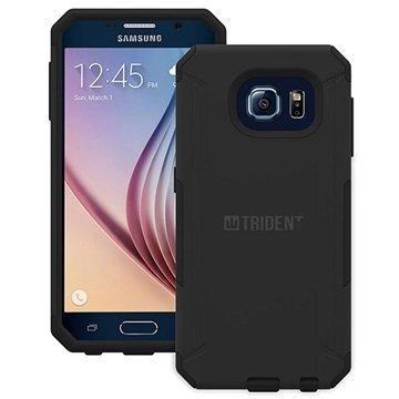 Samsung Galaxy S6 Trident Aegis Kotelo Musta
