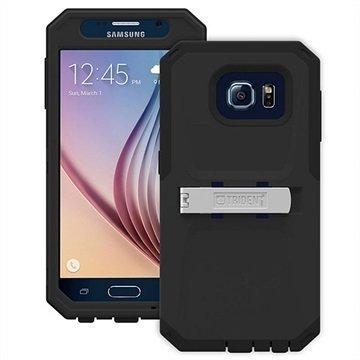 Samsung Galaxy S6 Trident Kraken A.M.S. Kotelo Musta