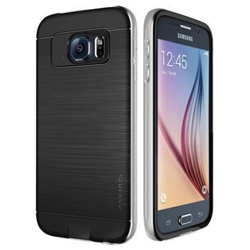 Samsung Galaxy S6 VRS Design Iron Shield Series Kotelo Hopea