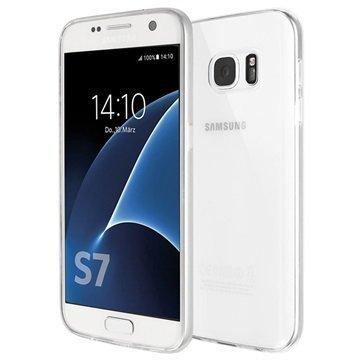 Samsung Galaxy S7 Artwizz NextSkin Kotelo Läpinäkyvä