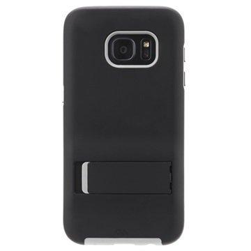 Samsung Galaxy S7 Case-Mate Kova Jalustakotelo Musta / Harmaa