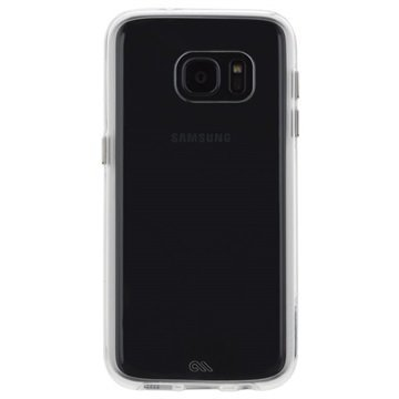Samsung Galaxy S7 Case-Mate Naked Tough Kotelo Läpinäkyvä