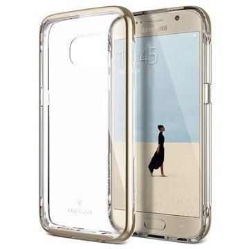 Samsung Galaxy S7 Caseology Skyfall Series Hybridi Suojakuori Kulta