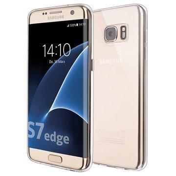 Samsung Galaxy S7 Edge Artwizz NextSkin Kotelo Läpinäkyvä