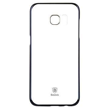 Samsung Galaxy S7 Edge Baseus Glitter Suojakuori Sininen