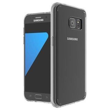 Samsung Galaxy S7 Edge Cygnett Aeroshield Suojakuori Kristalli