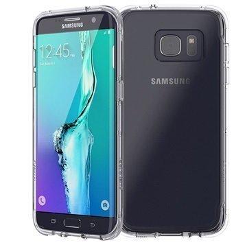 Samsung Galaxy S7 Edge Griffin Survivor Clear Suojakotelo Läpinäkyvä