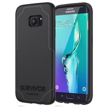 Samsung Galaxy S7 Edge Griffin Survivor Journey Kuoret Musta