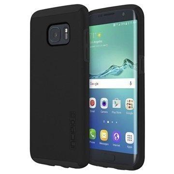 Samsung Galaxy S7 Edge Incipio DualPro Suojakuori Musta