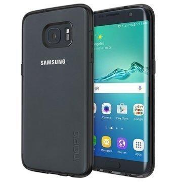 Samsung Galaxy S7 Edge Incipio Octane Pure Kotelo Musta
