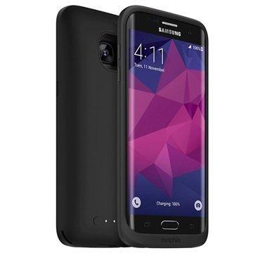 Samsung Galaxy S7 Edge Mophie Juice Pack Akkukuori Musta