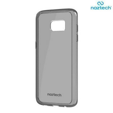 Samsung Galaxy S7 Edge Naztech Hybrid PC + TPU Cover Smoke