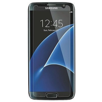 Samsung Galaxy S7 Edge Panzer Suojaava Karkaistun Lasin Näytönsuojakalvo