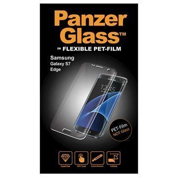Samsung Galaxy S7 Edge PanzerGlass Flexible PET Näytönsuoja