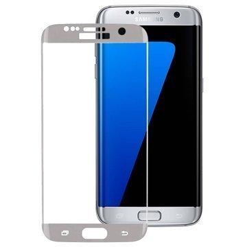 Samsung Galaxy S7 Edge Peter Jäckel Lasinen Näytönsuoja Hopea