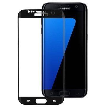 Samsung Galaxy S7 Edge Peter Jäckel Lasinen Näytönsuoja Musta