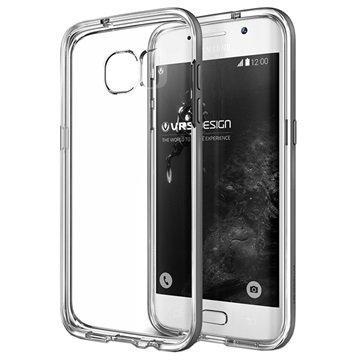 Samsung Galaxy S7 Edge VRS Design Crystal Bumper -Sarjan Kotelo Teräksenhopea
