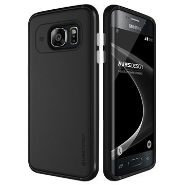 Samsung Galaxy S7 Edge VRS Design Single Fit -Sarjan Kotelo Aavemusta