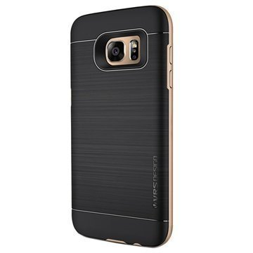 Samsung Galaxy S7 Edge Verus High Pro Shield Series Kotelo Hohtava Kulta