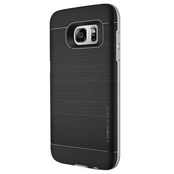 Samsung Galaxy S7 Edge Verus High Pro Shield Series Kotelo Vaalea Hopea