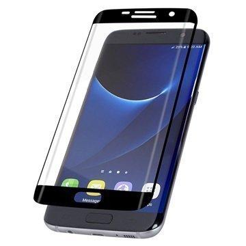 Samsung Galaxy S7 Edge ZAGG InvisibleSHIELD GLASS Contour Näytönsuoja Musta