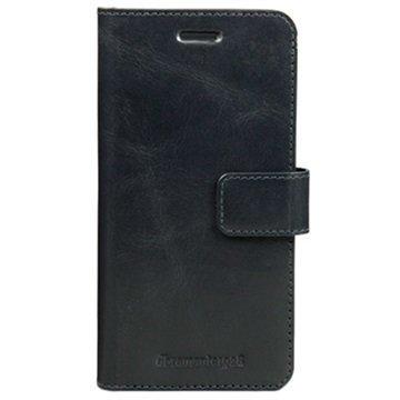 Samsung Galaxy S7 Edge dbramante1928 Copenhagen Wallet Leather Case Black