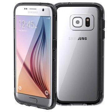 Samsung Galaxy S7 Griffin Survivor Clear Suojakotelo Musta / Läpinäkyvä
