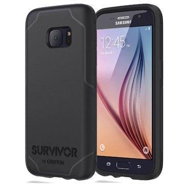 Samsung Galaxy S7 Griffin Survivor Journey Kuoret Musta