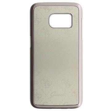 Samsung Galaxy S7 Guess 4G Alumiinikotelo Kulta